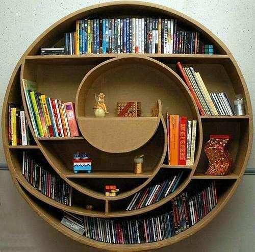Beautiful designs bookshelves and libraries bevsbookblog for Beautiful bookshelves design
