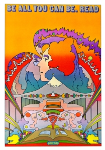 Peter Max - 04-Nat-Lib-Week-1969
