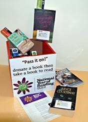 Donate then take a book box2