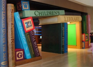 Children's Library entry