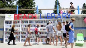 Coogee Beach Library