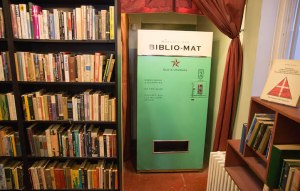 BiblioMat Vending Machien