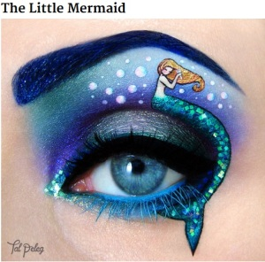 The little mermaidc
