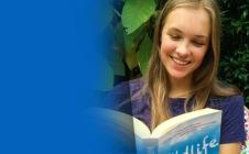 PRC teenage reader